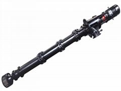 氧化铁皮立式长轴泵