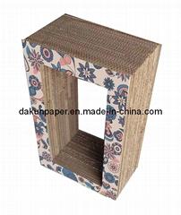 Pretty Cardboard Storage Frame (DKPF120304)
