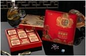 香港帝皇月餅