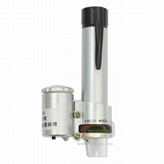 pen microscope with led light with UV light