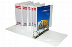PP Presentation Binders/PP Lever Arch File
