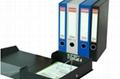 PVC Box Files (plastic wrapped)