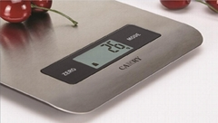 Camry Electronic Household Food Scale With Stainless Steel Housing For Kitchen