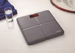 Camry Electronic Personal Bathroom Scale With Plastic Houseing For Body Weight