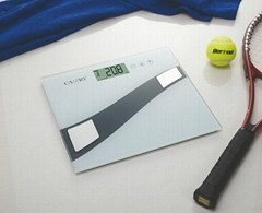 Camry Electronic Personal Body Fat Analysis Scale With Super Slim For Bathroom