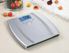 Camry Electronic Personal Body Fat Analysis Steel Platform For Bathroom