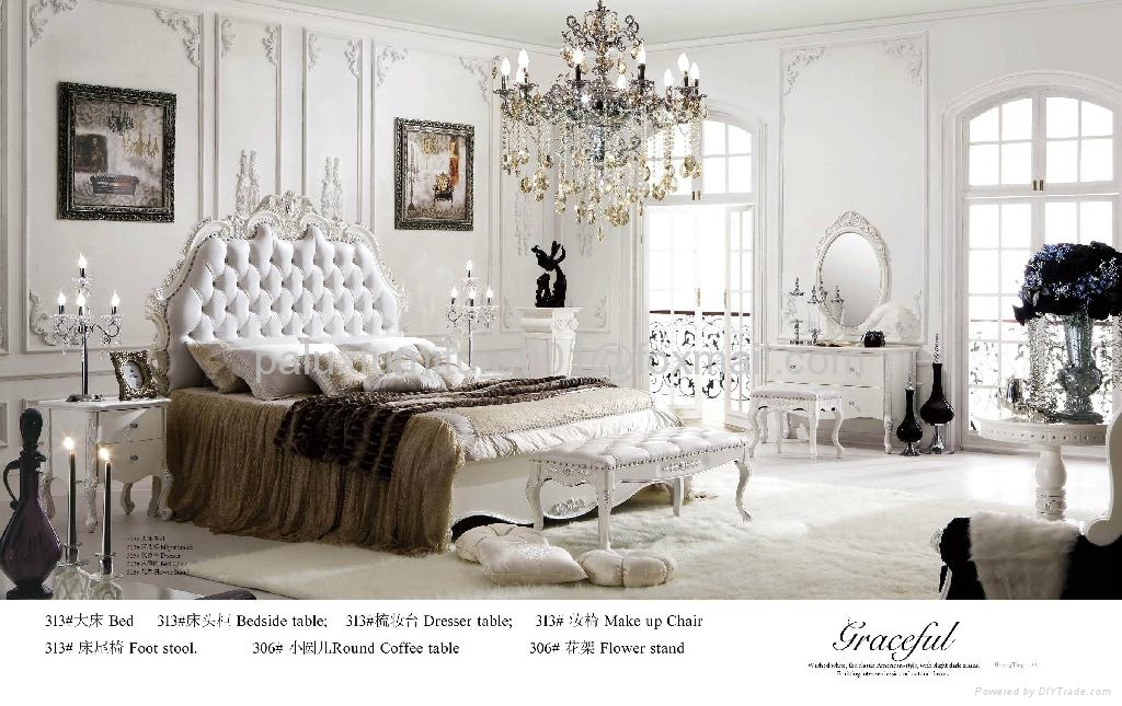 Bedroom: The Rococo Style Bedroom Design Ideas. | sfdark