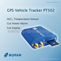 Two way gps tracking for car alarm