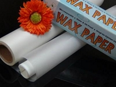 small roll wax paper