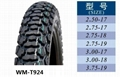 Motorcycle tire, Tire for motorcycle