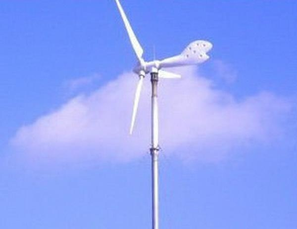 1KW horizontal wind turbine generator with CE 2