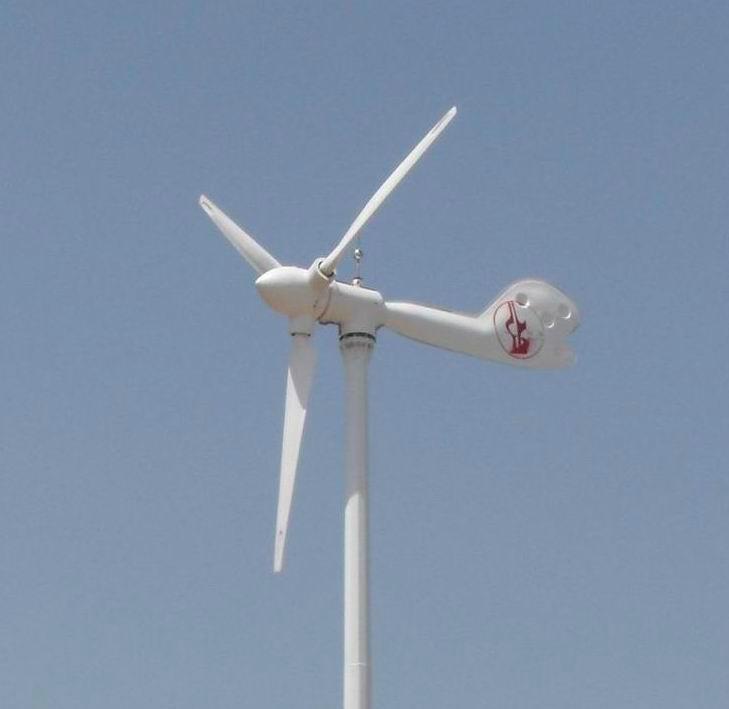 home use wind turbine generator 3KW 1