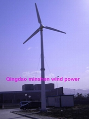 horizontal axis wind turbine generator 10KW