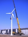 wind turbine generator 15KW with air