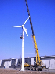 wind turbine generator 15KW with air pitch