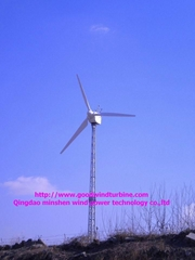 wind turbine generator 30KW with air pitch