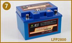 卡霸纳米磷酸铁锂锂电池