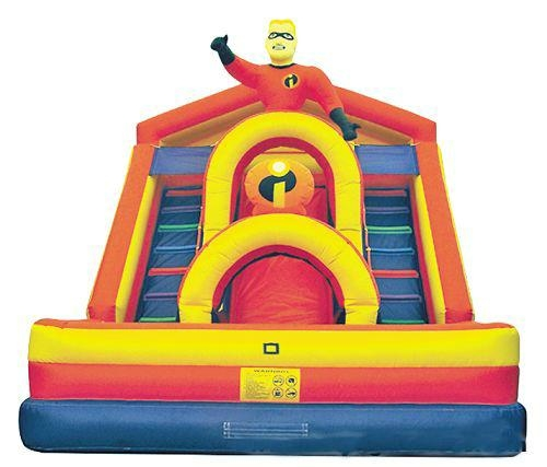 Inflatable Slide Incredibles 1