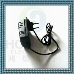 EU Plug power 15w AC/DC Adapter