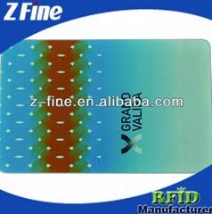 HOT!!!125khz tk4100 rfid card