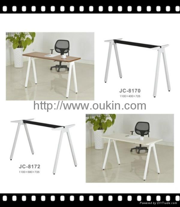 Office table leg steel Metal laser cut Stainless steel dining table legs 1
