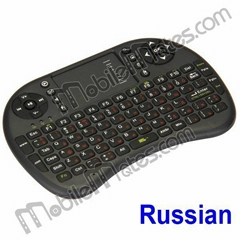 UKB-500-RF 2.4Ghz Russian Wireless Multi-functional Mini Keyboard Mouse Combo