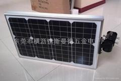 Integrated Solar Park sensors Street  lights(9w)