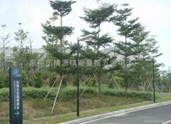 Integrated Solar Park sensors Street  lights ( 9W)