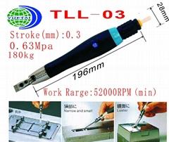 Hot sale tll-03air hand tool grinder