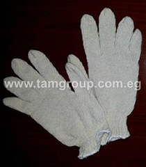 Knitted Cotton Working Gloves
