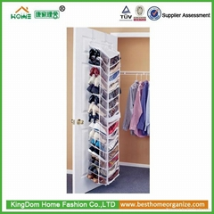2013 New Clear PVC Hanging Shoe Organizer