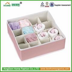 Folding Underwear Storage Organizer
