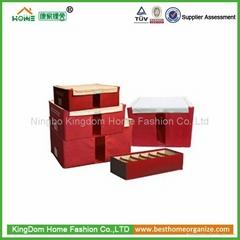 nonwoven fabric storage box
