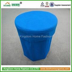 New Non Woven Fabric Folding Underwear Storage Box Bedroom: Ningbo Kingdom Home Fashion Co.,Ltd