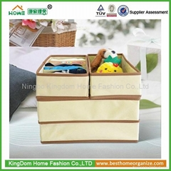 2013 new products 4sets underwear storage boxes