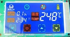 彩屏觸摸定時調溫香爐控制板