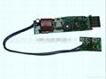 高亮數碼管顯示直發器控制板