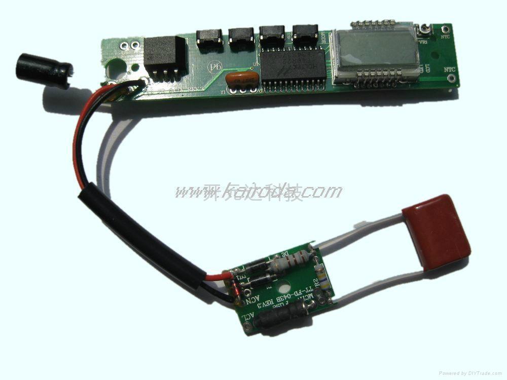 LCD液晶顯示直發器控制板 3