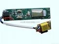 LCD液晶顯示直發器控制板 4