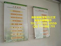 廣州有機玻璃海報夾