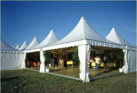 欧式帐篷 - 奥美帐篷 图片
