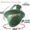 35W CREE chips COB Ceiling Light 1