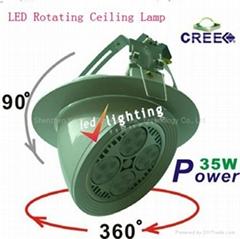 35W CREE chips COB Ceiling Light