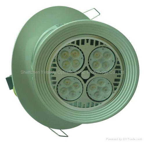 35W CREE chips COB Ceiling Light 2