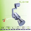 5W 9W 12W 15W 27W 2 line 3line 4line head Rail LED Track Light 1