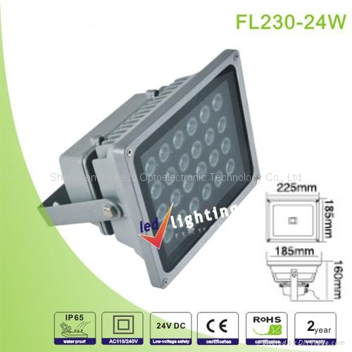 10W 20W 30W 50W 80W 100W 120W 150W Outdoor Waterproof LED Flood light  4