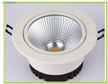 LED COB downlight 20W 18W 15W 10W 5W
