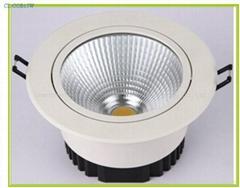 LED COB downlight 20W 18W 15W 10W 5W