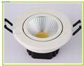 LED COB downlight 20W 18W 15W 10W 5W 3