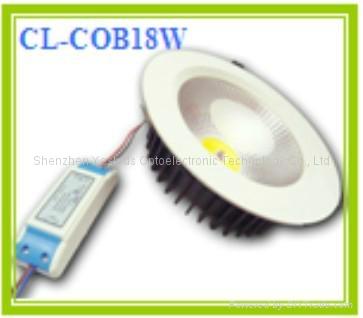 LED COB downlight 20W 18W 15W 10W 5W 5
